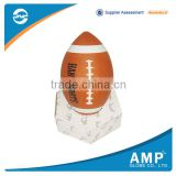 New design rubber mini rugby ball