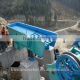 Grizzly Vibrating Feeder in mining feeder, hopper vibrating feeder for stone crushing plant