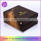 High-End Custom Printed Watch Box Packaging with Logo                                                                         Quality Choice