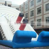 climbing inflatable slides/ commercial giant inflatable slides / commercial inflatable titanic slide