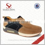Hot sell 2016 first seude leather sport zapatos hombre from china supplier , sneakers men