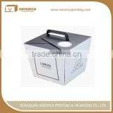 Promotion custom paper cigarette box