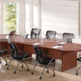 Commercial Wooden Meeting Room Conference Table Wood Conference Desk Meeting Table Design (SZ-MT037)