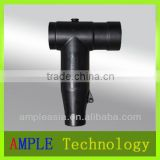 24kV 630A separable screened deadbreak front Connector,plug-in connector,epdm rubber injection pre-moulded conector