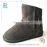 Top Quality fashionable cashmere boots for women