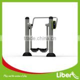 Galvanized Steel Type China Supplier Residential Parks Outdoor Gym Equipment for Elderly