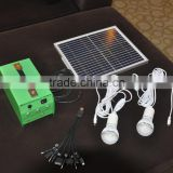 2015 Promotion Chrismas Present Solar Systems , Portable Solar energy Home lighting systems