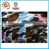 OEM Factory Waterproof Fashion Camo Neoprene Fabric