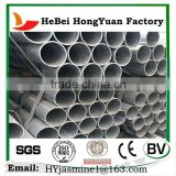 Best Selling Products Pre Galvanized Steel Pipe/8 Inch Schedule 40 Galvanized Steel Pipe/Galvanized Round Steel Pipe