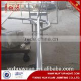 Energy savers round street lighting solar steel pole                                                                         Quality Choice                                                                     Supplier's Choice