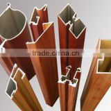 arious types color coating aluminum extrusion profiles for windows and doors , curtain wall