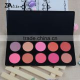 Cheap wholesale best qualiyt mineral cream waterproof blusher blush makeup kit