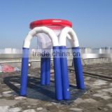 Best price new custom high quality inflatable arch exciting sport games for hot sale