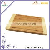 Custom Bamboo Cutting Boards Bamboo Cutting Board Set Square Cutting Board With Two Colors