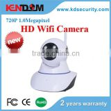 Cute Baby Camera Monitor High Definition Easy to Handle Mini Wifi Camera Free App Wireless CCTV Camera