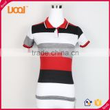 China Supplier of High Quality 100% Cotton Women Polo T- Shirts with top quality and best price wholesale