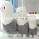 plush alpaca toy/plush alpaca hold pillow/custom plush toy