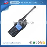 DPMR 446MHz digital handheld two way radio/walkie talkie support Digital/Analog modes and call digital encryption function