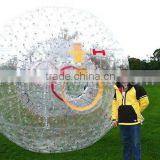 inflatable zorb ball/ inflatable ball/ inflatable water zorbing ball