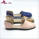 factory wholesale women shoes flat slip-on casual shoes for ladies                                                                                                         Supplier's Choice