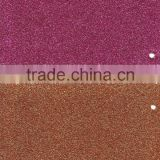 2016 Gorgeous Fashion Wholesale PU Glitter Raw Material Fabric