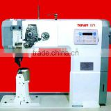 TOPAFF 571 single needle post-bed high speed industrial sewing machine brands