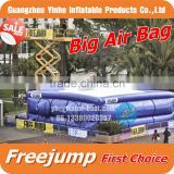 2016 Inflatable Big Air Bag for sale air bag jump inflatable air cushion