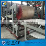 Supply card board paper making machine