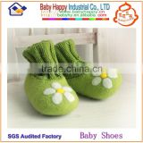 Promotion rubber sole baby sock shoes China supplier
