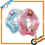 Hot sale safe baby infant swimming neck ring