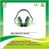 protective cheap ear muff for safety helmet