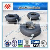 High performance protect ship/jetty tyre fender aircraft tyre fender