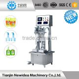ND-CZ-2 Factory Liquid Weight Filling Machine for Floor Cleaner