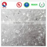 Transparent PA12 TR90 polyester resin nylon raw material price of nylon per kg