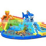 2016 the most popular giant inflatable water parks -toys-big pool for sale
