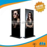 "32"" Inch windows os touch screen kiosk Indoor Mall Floor Standing Network Digital LCD Advertising Kiosk"