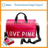 The newest design fashion outdoor travel bag travel storage bag