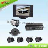 Professional factory parking sensor ,the Whole parking system(car camera+4 parking sensor+car mirror monitor)