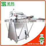 Shentop STPY-BL400 Table top automatic dough sheeter small folding dough rolling machine Egg Tart foaming machine