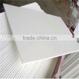 KR best sell artificial crystal white marble price