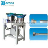 BFZX-A Automatic control Weight 170kg nut core assemble machine auto hose assembly machine