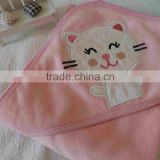 Popular 100% cotton fabric Animal Baby Bathrobe made in china                                                                         Quality Choice