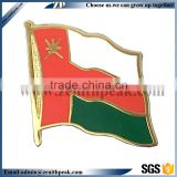 Worldwide Regional Feature and zinc alloy,Metal,brass, iron Material and souvenir flag lapel pin