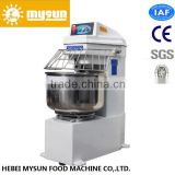 CE ISO approved double speed 50kg spiral dough mixer