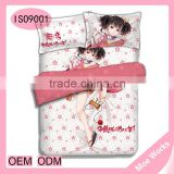 Kabaneri of the Iron Fortress Mumei Anime bed covers 3d bedding sets twin size