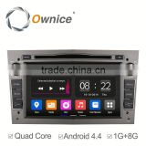 Ownice C180 Android system DVD GPS player for Opel Astra Vectra Corsa Zafira support GPS DVR digital TV 3G Wifi