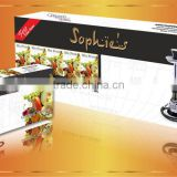 SHEESHA _HOOKAH_TOBACCO_FLAVOURS 50 GRAMS X 10 COCKTAIL MISCHIEF TOBACCO FLAVOUR