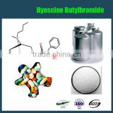 Top quality Antispasmodic Hyoscine butylbromide 149-64-4 for relief of abdominal pain and irritable bowel syndrome