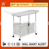 Hot sale 2015 Fanrong New 5% off heat resistant laundry cart ironing board cover for sponge(FRL-1),made in china