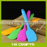 Silicone Brush Cake Sugarcraft Spatula Mixing Cream Batter Scraper Baking Tool Kitchen New